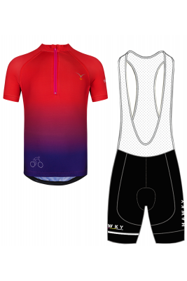BICYCLE OUTFIT - JUICY PLUM