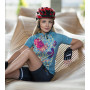 Cycling Jersey for Woman - PINAPPLE
