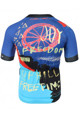 CYCLING JERSEY FOR MEN - URBAN STYLE