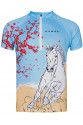 CYCLING JERSEY FOR CHILDREN - HORSE