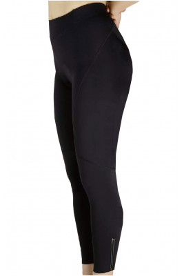 CYCLING LONG SHORTS FOR WOMEN WITH FLEECE