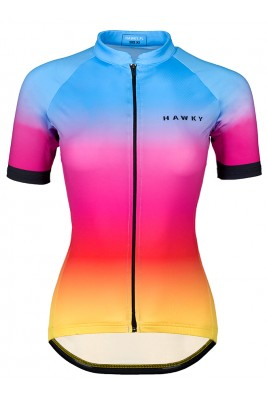 CYCLING JERSEY FOR WOMEN - RAINBOW MEMORIES