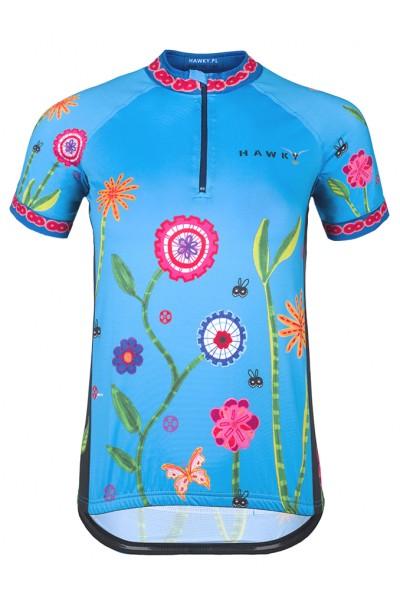 Koszulka rowerowa Papuga