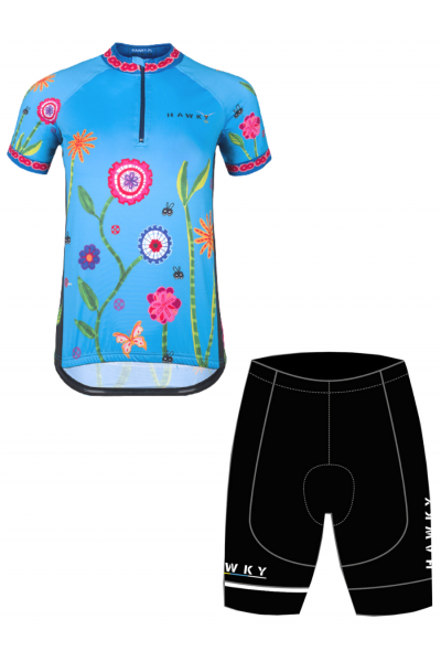 Koszulka rowerowa Delfin