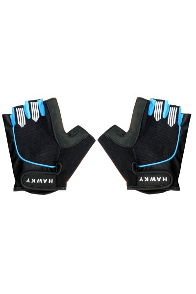 Rękawiczki Rowerowe Czarne
