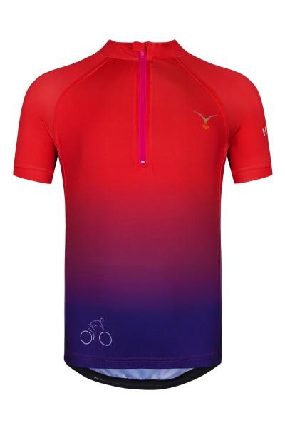 Koszulka rowerowa Soczysta Śliwka