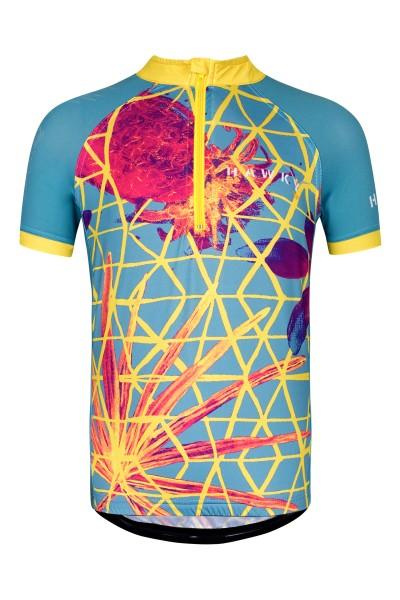 Koszulka rowerowa Zwariowany Ananas