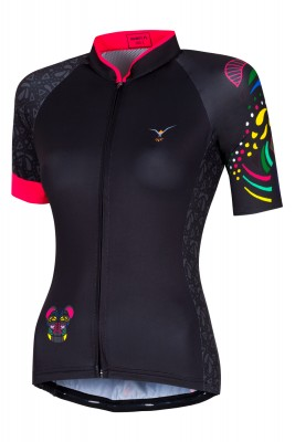 CYCLING JERSEY FOR WOMEN - MEXICO