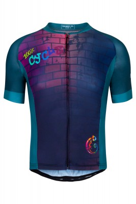 CYCLING JERSEY FOR WOMEN - HUMMING-BIRD