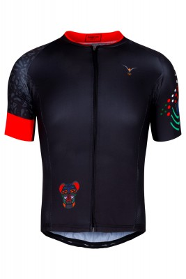 CYCLING JERSEY FOR MEN - MEXICO