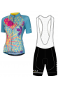 CYCLING SET FOR WOMEN - PINAPPLE